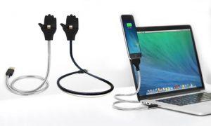 iPhone Flexible Desk Docks