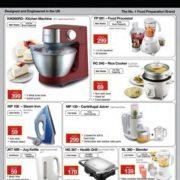 Kenwood Appliances Special Offer