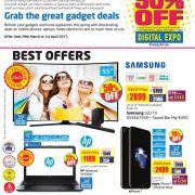 Grab the great gadget deals