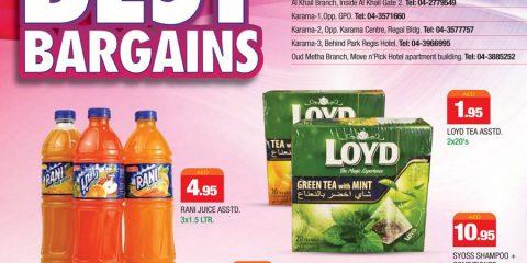 Best Bargains Offer @ West Zone Supermarket