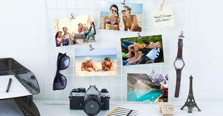 100 4R Photo Prints