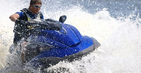 15-Minute 1100 cc Jet Ski Rental