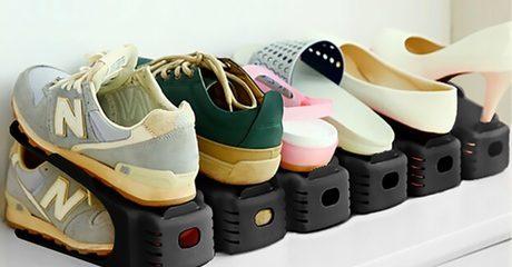 6-Pc Shoe Storage Set
