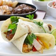 AED 50 Toward Mexican Food