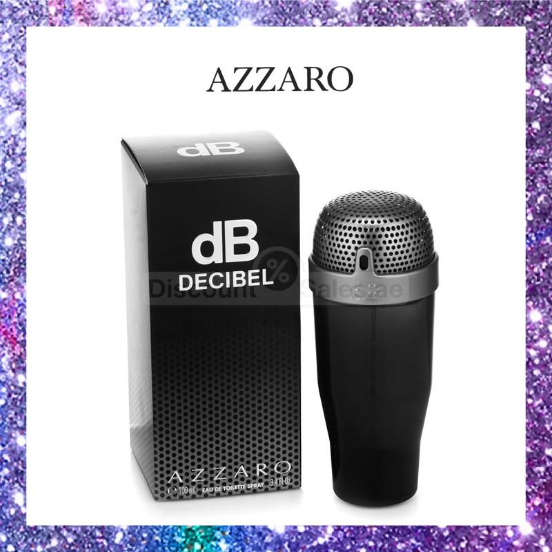 Azzaro Decibel EDT 100ml