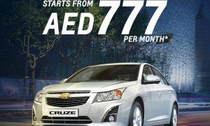 Al-Ghandi-Auto-Chevrolet-Cruze-DUBAI-OFFERS-DISCOUNT-SALES