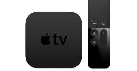 Apple TV Box 4th Generation 64GB