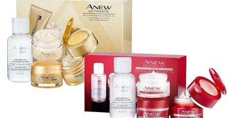 Avon Anew Skin Care Kits