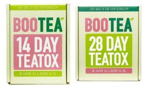 Bootea Teatox Pack