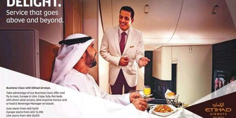 Business Class-Etihad-Airways-DUBAI-OFFERS-DISCOUNT-SALES