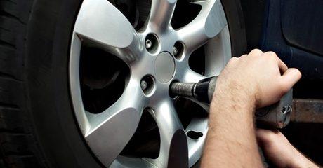 Car Wheel Balancing