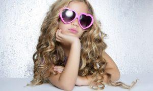 Children's Manicure and Pedicure
