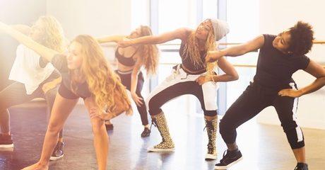 Choice of Dance Class