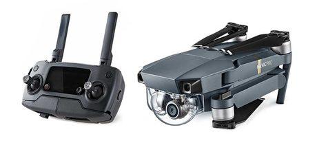 DJI Mavic Pro 4K Camera