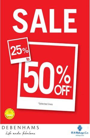 Debenhams-Sale-discount-sales-dubai-ffers