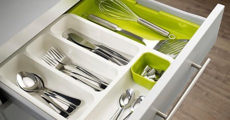 Drawer Store Cutlery Tray