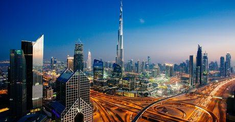 Dubai City Tour and Show