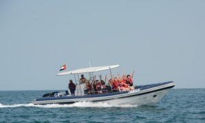 Dubai Marina Cruise: Child (AED 59) or Adult Ticket (AED 89)