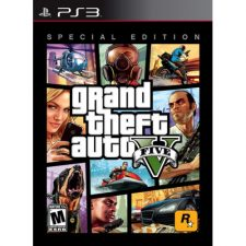 Grand Theft Auto V Special Edition for PlayStation 3