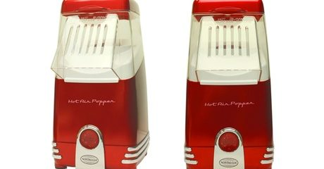 Mini Hot Air Popcorn Maker