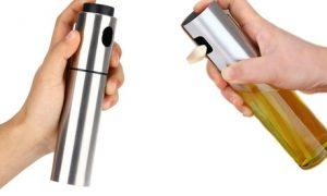 Oil and Vinegar Spray Bottle