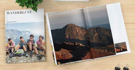 Personalised Imagewrap Hardcover Photobook