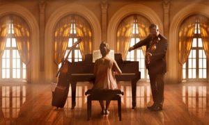 Piano or Violin Lesson