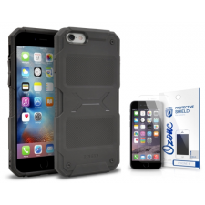Rearth Ringke Rebel Resilient Strength Defensive Case & Ozone Screen for iPhone 6/6S - Olive Drab