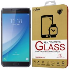 Rubik Real Tempered Glass Saphire HD Screen Protector For Samsung Galaxy C7 Pro