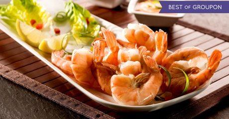 Seafood or BBQ Night Buffet