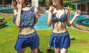 Three-Piece Women's Bikini
