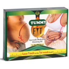 Tummy Fit Ayurvedic Medicated Unisex Body Slimming Oil