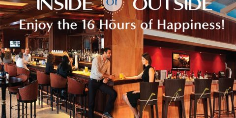 Nelson's & The Terrace Happy Hours Offer