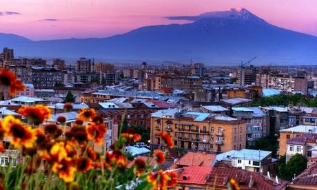 ✈ Eid El Fitr Holiday 4 Nights in Armenia and Georgia with Flights