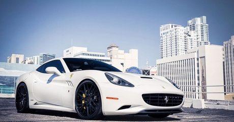 30-Minute Ferrari Experience
