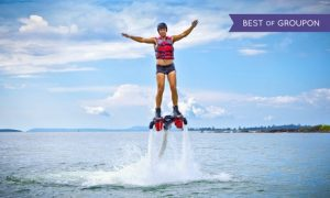 30-Minute Flyboarding Session