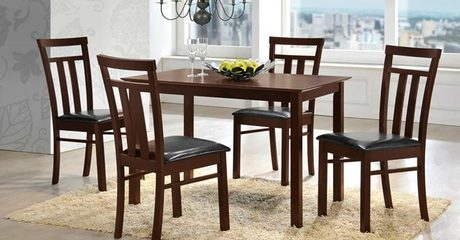 4-Seater or 6-Seater Dining Set