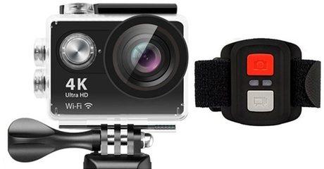 4K Wi-Fi Sports Action Camera