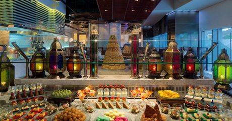 5* Iftar Buffet at Conrad Hotel