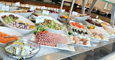 5* Iftar Buffet with Drinks: Child (AED 37)