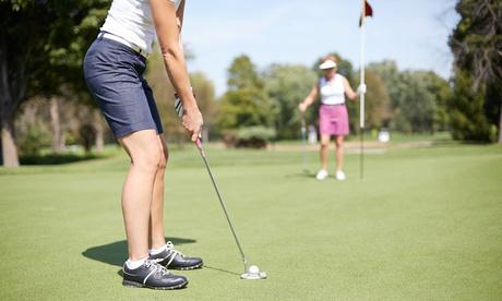 60-Minute Private Golf Lesson