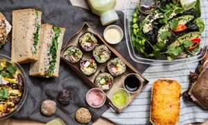 AED 30 Toward Online Lunch Order