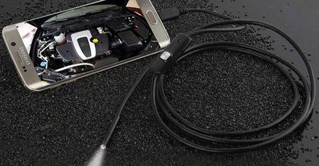 Borescope HD Cameras
