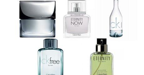 Calvin Klein Fragrances for Men