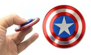 Captain America Shield Spinner