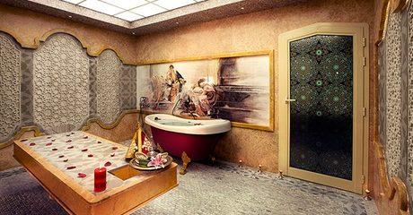 Choice of Moroccan Bath