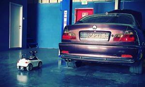 Engine Oil Change for Sedans