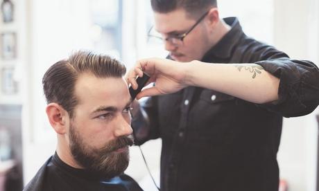 Haircut Barbershop Spa Beauty Manicure