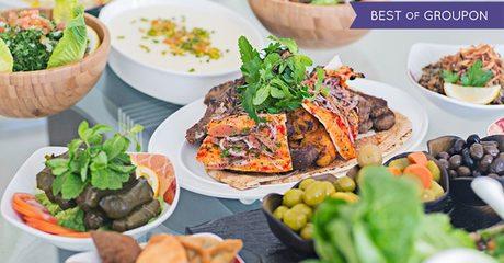 Iftar Buffet at Hilton