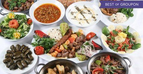 Iftar Buffet at Pergola-Roda Al Murooj
